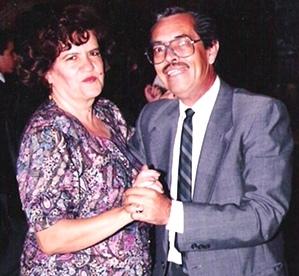 Don Luis  y  Doña Lupita