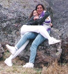 En Tapalpa con Alma
