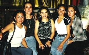 Martha Paty Miriam y más amigas