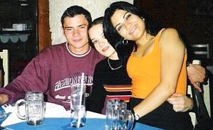 Cumpleaños de Mariana 1998