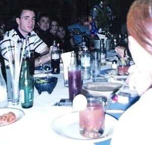 Cumpleaños Mariana 1999