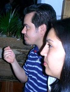 Carlos y Dinora